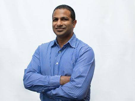 Employee Spotlight: Dr. Nitin Raju