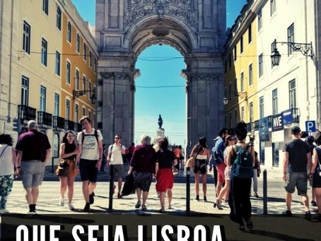 Um guia para você conhecer Lisboa do melhor jeito: a pé