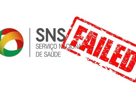 O colapso do sistema de saúde em Portugal