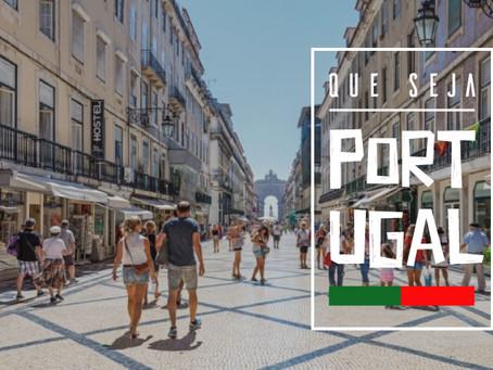 Esse é o blog Que Seja Portugal e aqui todos são bem-vindos