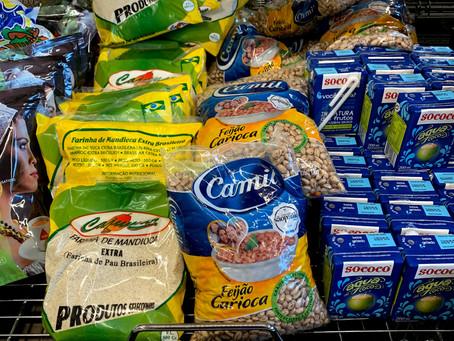 Quais comidas brasileiras encontramos em Portugal?