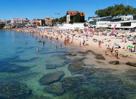 Como são as praias de Portugal?