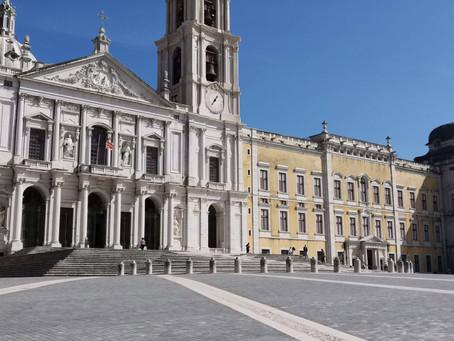 Conheça Mafra e seu Palácio Nacional