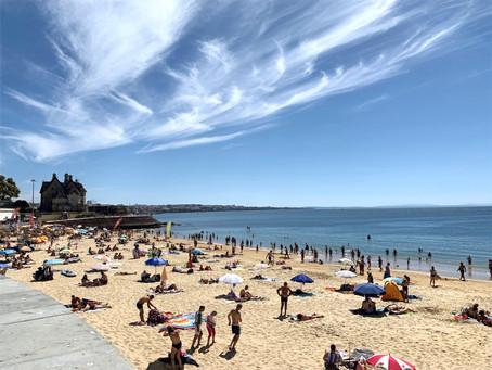 Quer pegar uma praia em Lisboa? Conheça as praias da linha!