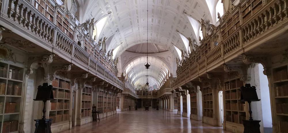 Biblioteca de Mafra