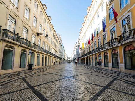 Portugal é exemplo na luta contra Covid-19 e economia reabre com restrições