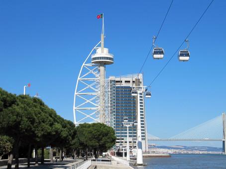 O Parque das Nações é a região mais moderna de Lisboa