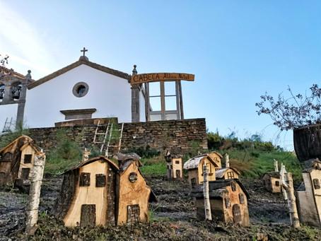 Cabeça, a Aldeia Natal aos pés da Serra da Estrela
