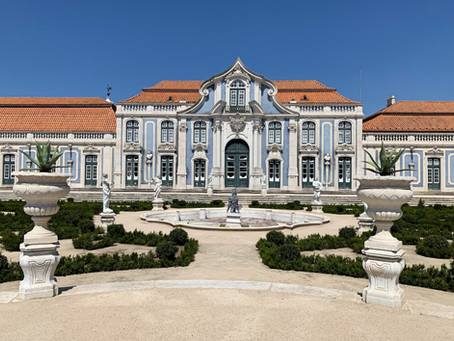 Palácio Nacional de Queluz, residência da Família Real Portuguesa