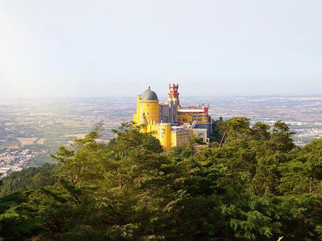 De palácios a travesseiros, Sintra é história e charme