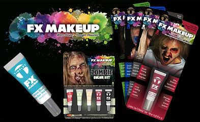 FX Makeup - Tinsley Transfers