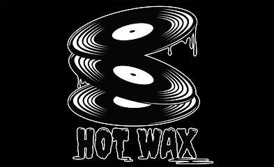 Hot Wax Recordings logo