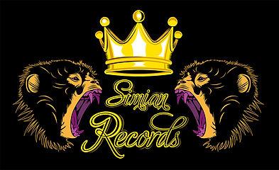 Simian Records logo