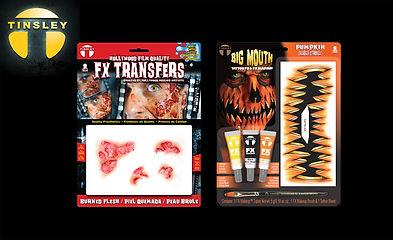 FX Transfers / Big Mouth - Tinsley Transfers