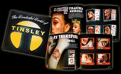Tinsley Transfers Catalog