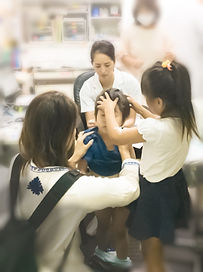 ステロイドを使わない 小児アトピー治療は小松美佳せんせ先生も担当します。