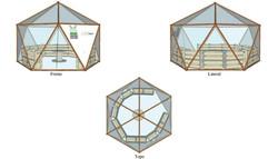 Construções em bambú
