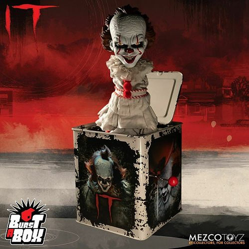 Burst-a-Box IT: Pennywise