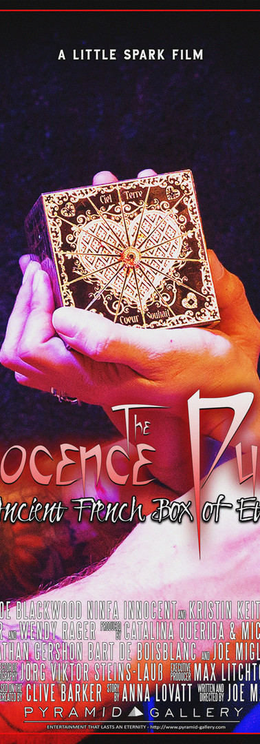 Innocence Puzzle - The Ancient French Box of Eternity