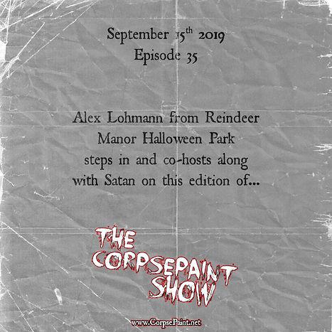 Episode 35- September 15th 2019 Alex Loh