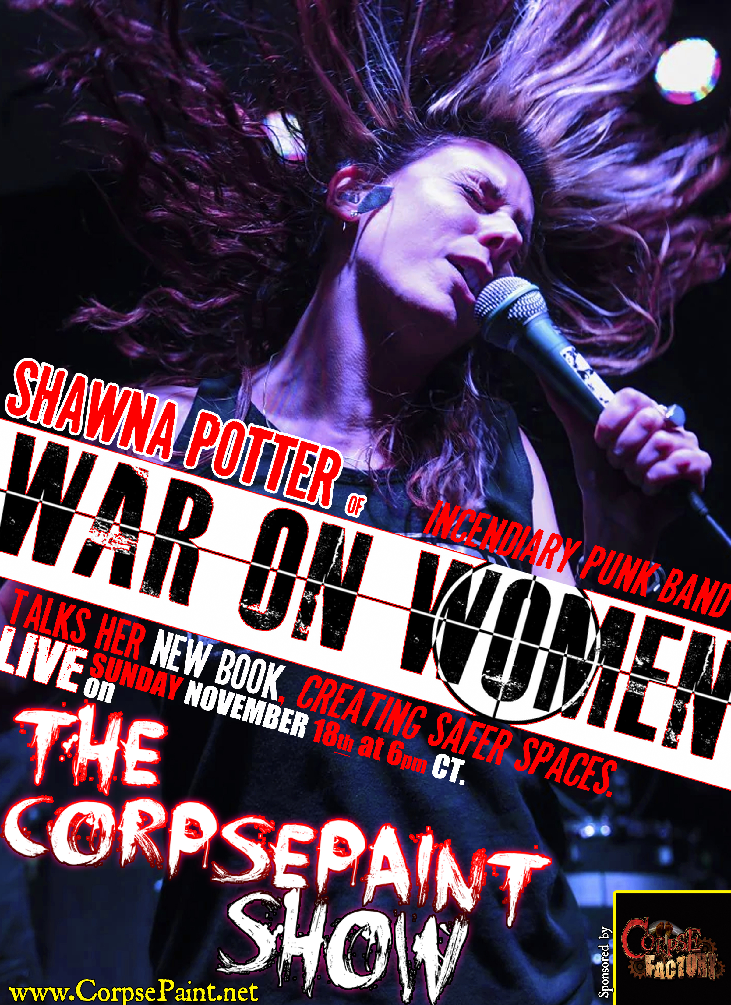 Nov 18th - War on Women
