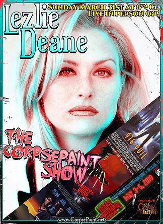 Episode 13 - Mar 31st 2019 Lezlie Deane.