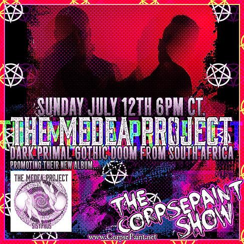 S04E24 - July 12th -  The Medea Project.