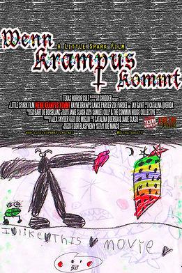 Wenn Krampus Kommt 24x36 movie posterSML