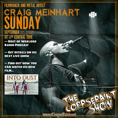 S04E33 - September 20th - Craig Meinhart