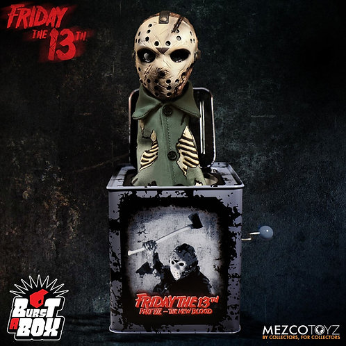 Burst-A-Box Friday the 13th Part VII- Jason Voorhees