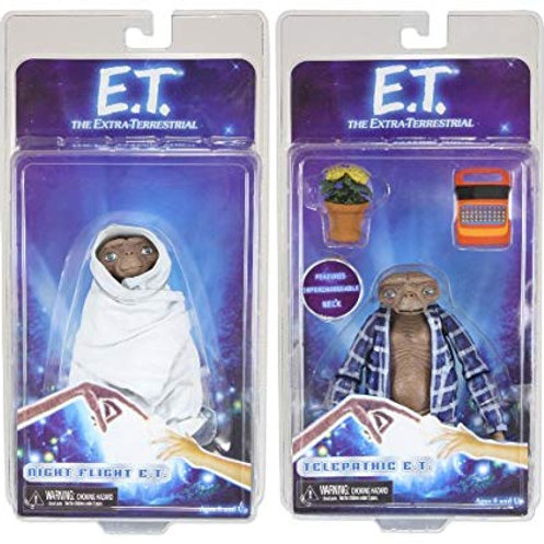 E.T. 7: Action Fig- Series 2 Asst
