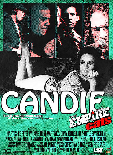 Candie Movie Poster