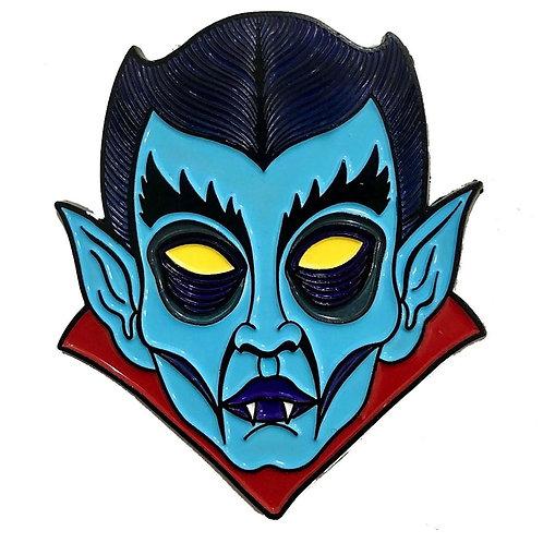 Graves Monster Dracula Enamel Pin