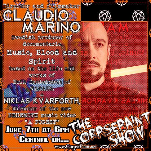 S04E20 - June 7th- Claudio Marino Niklas