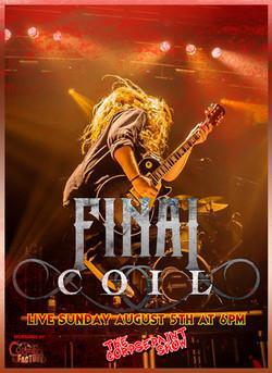 August 5th - Final Coil
