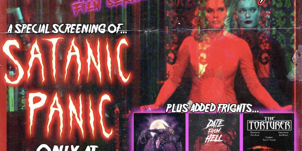 Nightmare Fuel Film Series: Screening Satanic Panic + Texas Horror Shorts at Gas Monkey Live!