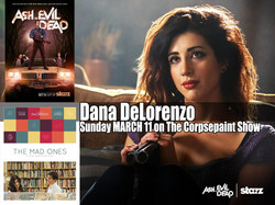 March 11 - Dana DeLorenzo