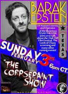 Episode 05 - Feb 03rd 2019 Barak Epstein