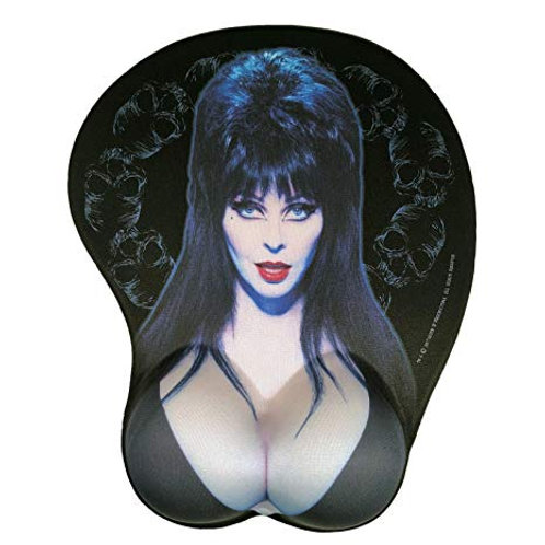 KREEPSVILLE 666 ELVIRA GEL FILLED MOUSE PAD
