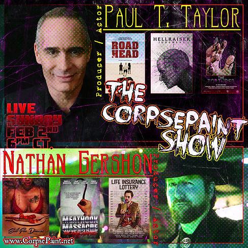 Episode 05 - Feb 2nd - Paul Taylor Natha