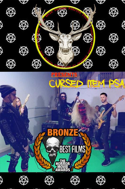 CursedItem with Bronz Best Picture lulll