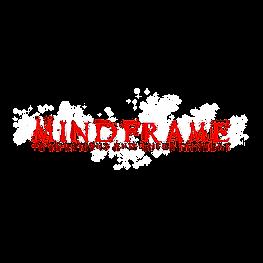 2019 SHIRT - Mindframe Branding Red font