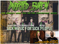 April 8th Infected Syren - 2
