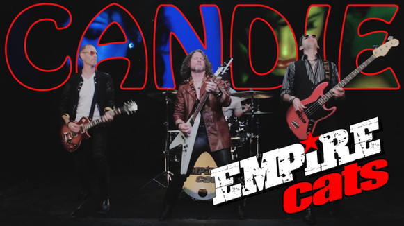 Empire cats CANDIE tag