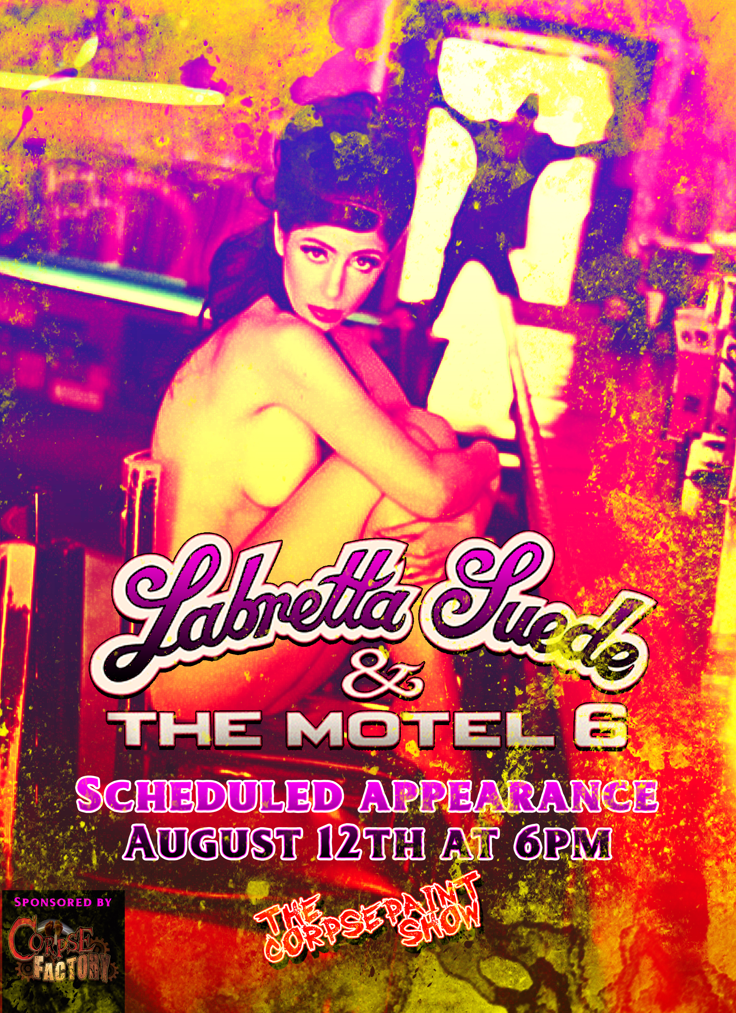 August 12th Labretta Suede