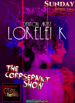 Episode 15 - April 14th 2019 LORELEI K