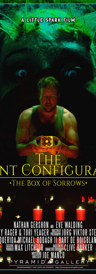The Lament Configuration - The Box of Sorrows