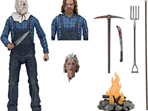 "Friday the 13th 7""Action Fig- Ultimate Part 2 Jason"