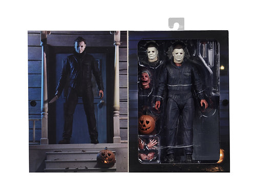 "Halloween (2018) 7"" Action Fig Ultimate Michael"