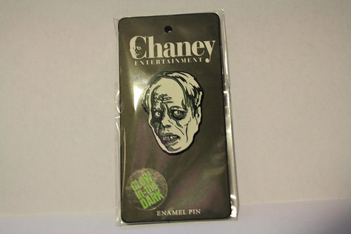 ROCK REBEL UNIVERSAL MONSTERS CHANEY CLASSIC MOVIE ENAMEL PIN